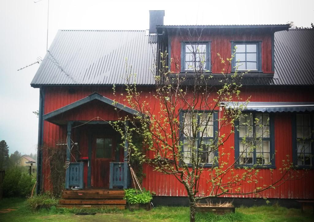 Huset i Gunnismark